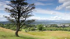 Lake District landscape - stock footage