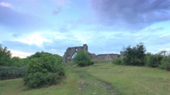 Citadel, XIV-XVIII centuries  Stock Footage