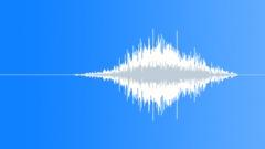 Fast Swish In Reverse - 9 - sound effect