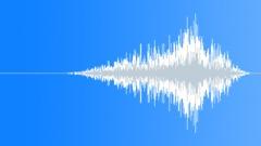 Fast Swish In Reverse - 11 - sound effect