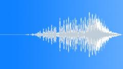 Fast Swish In Reverse - 6 - sound effect