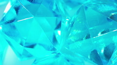 Crystal glass.  Stock Footage