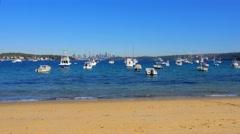 Watsons Bay, Sydney 4k Stock Footage