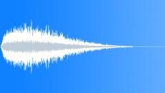 Strange Horror Impact Transition - sound effect
