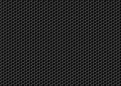 Metal mesh Stock Illustration