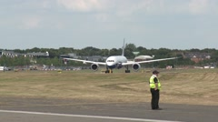 Great Boeing 787-9 Takeoff Stock Footage