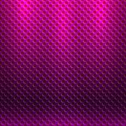Vector abstract seamless metallic pattern with hexagon grille Stock Illustration