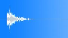 Wood Break #3 Sound Effect