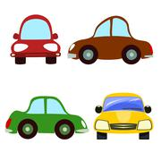 Stock Illustration of abstract car vector