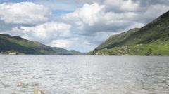 Lake Ullswater - stock footage