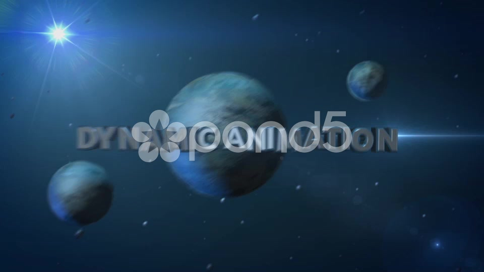 After Effects Project - Pond5 SpaceTrailer 40336375