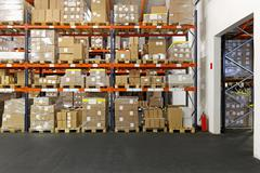 Distribution center Stock Photos