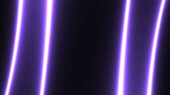 Laser Neon Minimal Mirroring Stripes - stock footage
