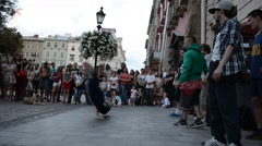 Tanssi breakdance Arkistovideo