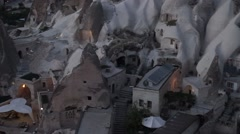 Panoramic View Of Goreme-Cappadocia 06/09 Stock Footage