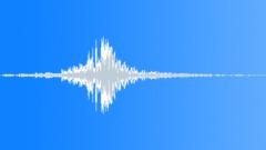 Aggressive Whoosh 08 - sound effect