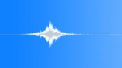 Aggressive Whoosh 24 Sound Effect