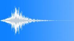 Aggressive Whoosh 28 - sound effect
