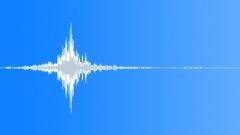 Aggressive Whoosh 36 - sound effect