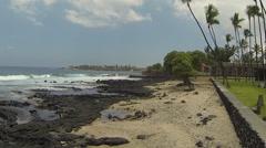 Coasts Of Hawaii Stock Footage