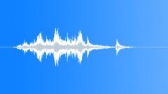 Stock Sound Effects of Metal Screak, Creak, Scrape, Rattle, Reverberant, V1