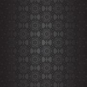 Black and elegant background. Stock Illustration