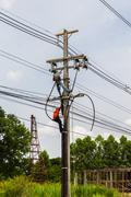 Electricity authority Stock Photos