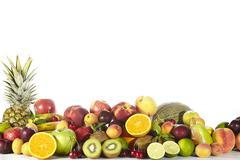 Stock Photo of fresh fruits