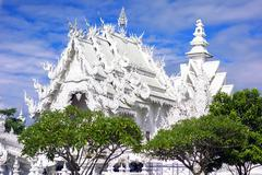 White Temple, Recovery. Stock Photos