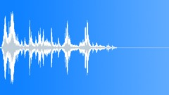 Fax machine drop glass break 02 Sound Effect