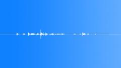pinwheel handling rattle 01 - sound effect