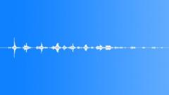 Pinwheel handling rattle 03 Sound Effect