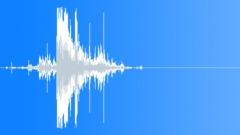 Duffel bag drop 12 Sound Effect
