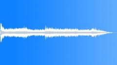 Drawbridge modern up 01 Sound Effect
