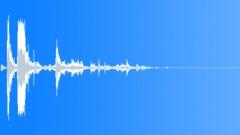 fax machine drop glass break 03 - sound effect