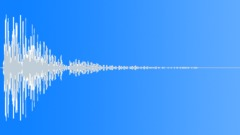 Low frequency impact 18b Sound Effect