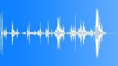 Fax machine broken internal parts movement sequence 07 Sound Effect