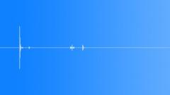 Retractable Pencil, Pressed, Click, V1 - sound effect