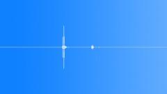 Retractable Pencil, Pressed, Click, V4 - sound effect