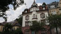 Baden-Baden. Germany Stock Footage