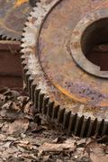 Gear-wheel Stock Photos