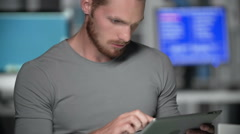 Forex Trader Stock Footage