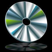 Cd-dvd disc Piirros