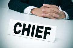 Chief Stock Photos