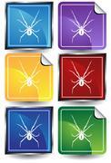 Stock Illustration of spider