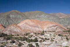 Stock Photo of purmamarca