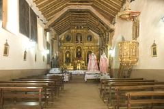 yavi chapel - stock photo