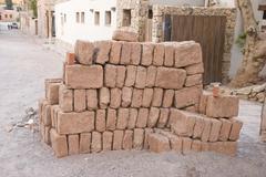 Adobe bricks Stock Photos