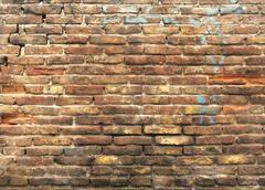 wall grunge - stock photo