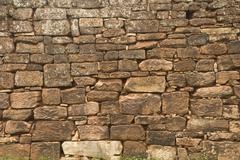 Ancient wall Stock Photos